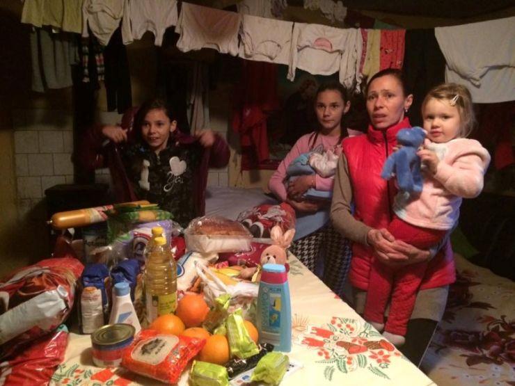 Acțiune caritabilă | 21 de familii din județul Satu Mare au sărbătorile de iarnă mai frumoase!