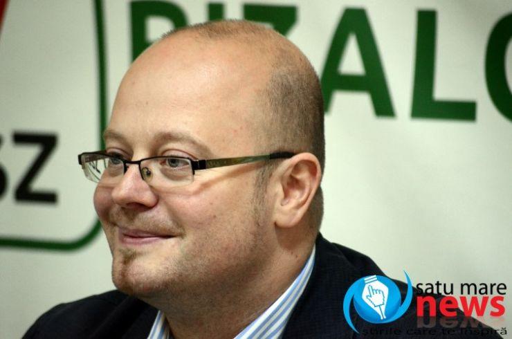 Gábor Kereskényi și-a prezentat programul de dezvoltare a municipiului Satu Mare