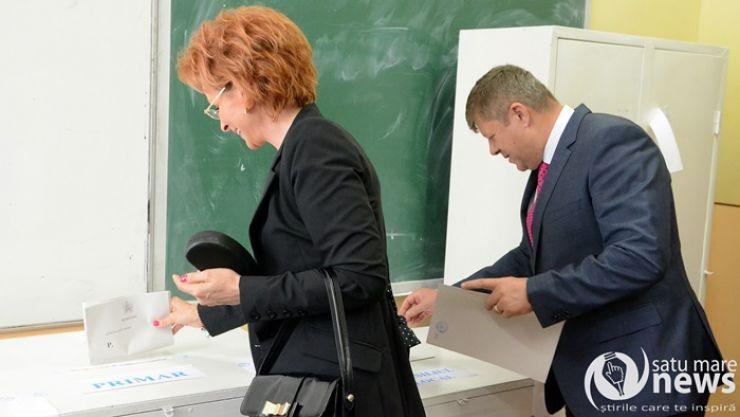 Octavian Petric a votat pentru continuitate la municipiu și împotriva populismului, la județ
