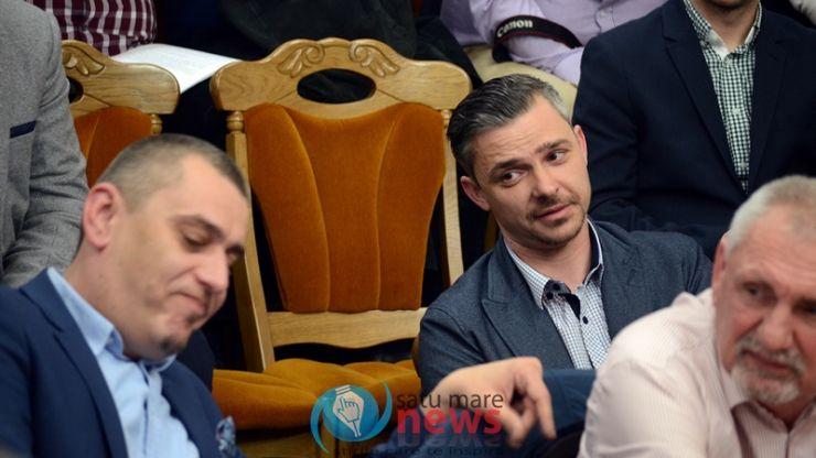 """Magyar Lorand a cerut demisia lui Dan Băbuț. Băbuț a cerut demisia """"celui ce va prelua echipa pe mai departe"""""""