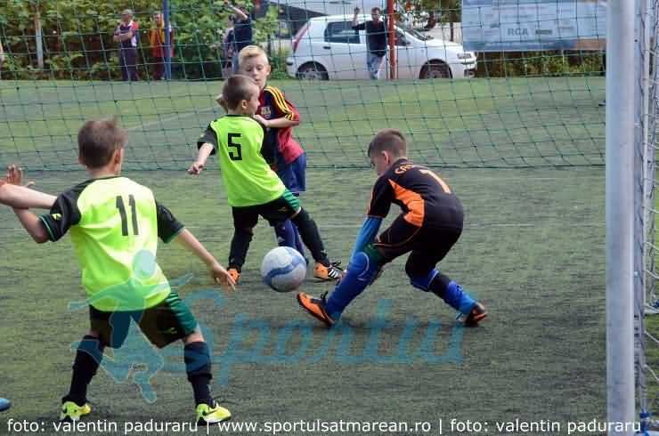 Fotbal juniori | Primavera Cup 2015 pentru copiii născuți în anii 2007 și 2008