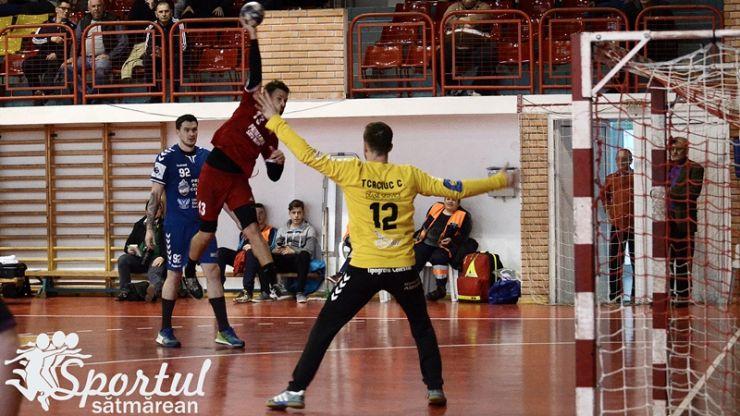 Handbal | CSM Satu Mare 23 - 27 CSU Suceava