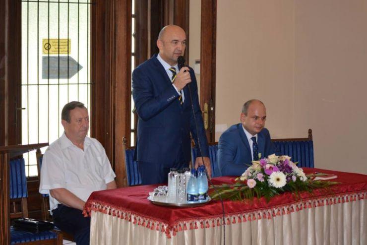 Primarul municipiului Carei, Eugen Kovacs, a depus jurământul