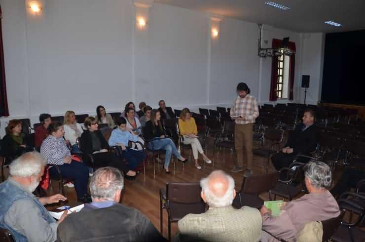 Masa rotundă și recital de poezie in Memoriam Corneliu Balla