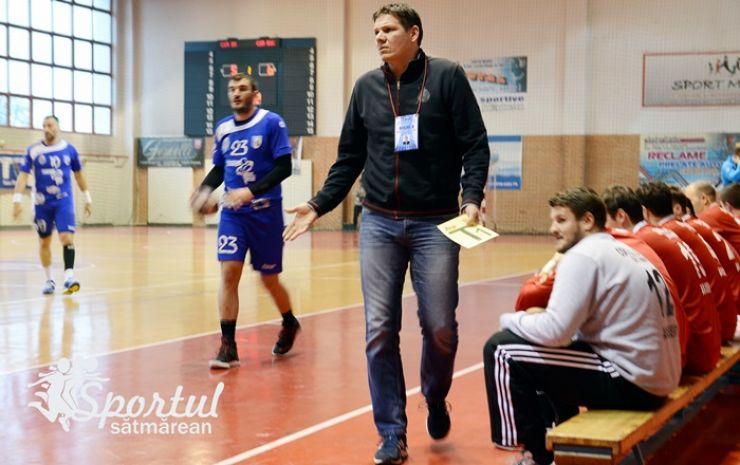 Handbal | CSM Satu Mare rămâne fără victorie în acest an