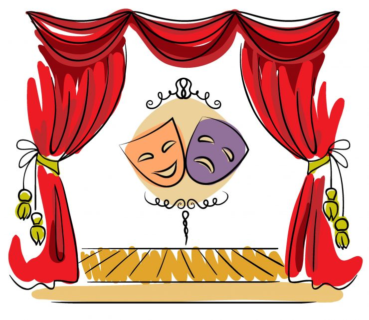 Fabula se referă și la tine - un spectacol pentru copii