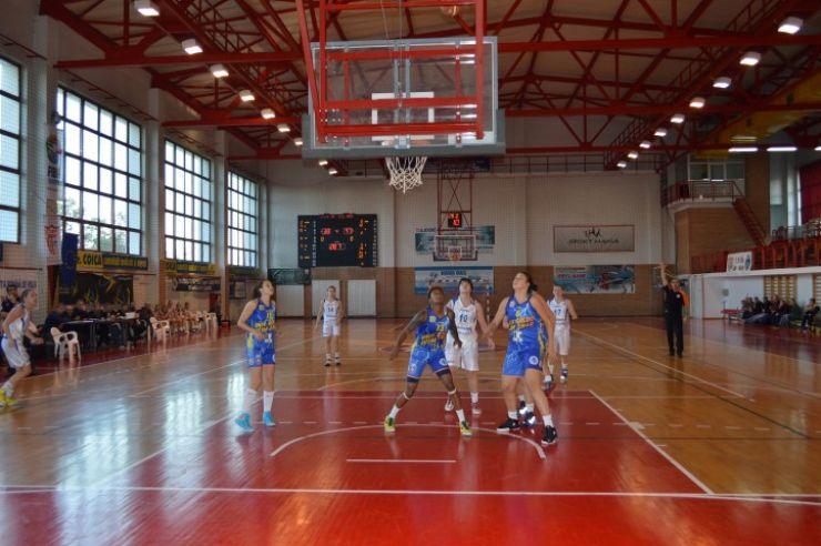 Baschet. CSM Satu Mare 38 - 97 Univ Goldiş ICIM Arad