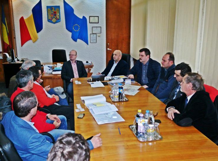 Câştigătorul licitaţiei pentru construirea variantei de ocolire a municipiului, la Satu Mare