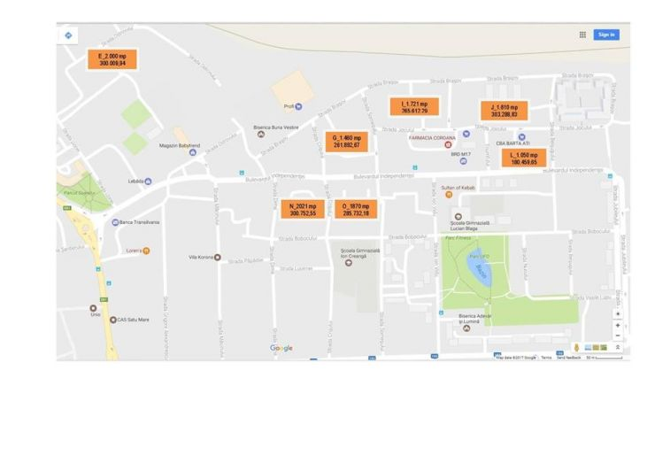S-a semnat contractul pentru modernizarea a 11 parcări din Satu Mare