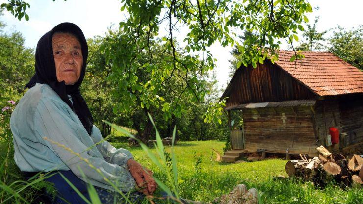 Ne împuținăm. Multe sate din județul Satu Mare au sub 100 de locuitori