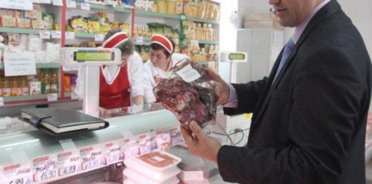 Sute de kilograme de alimente, oprite de la comercializare de Protecția Consumatorilor