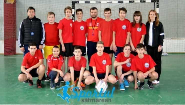 RUGBY. Școala Grigore Moisil va reprezenta județul Satu Mare la competiția zonală