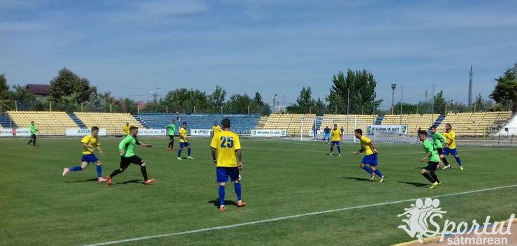 Liga 2 | Olimpia, învinsă la scor de Dunărea Călărași