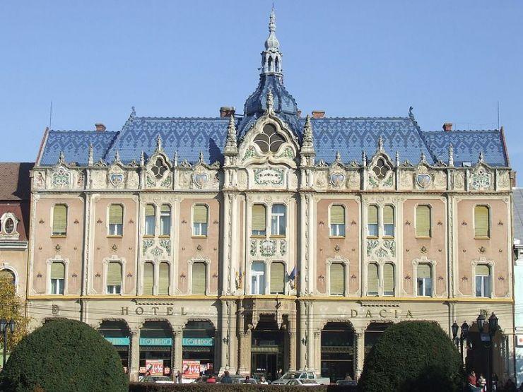 "Adelin Ghiarfaș: ""Hotelul Dacia... achiziționat de statul maghiar?"""