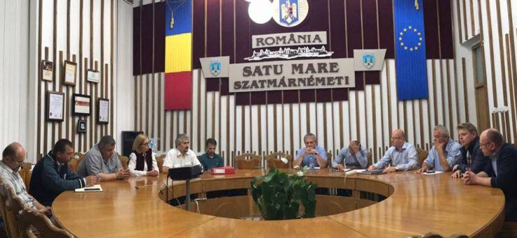 Primarul către conducerea firmei Drum Inserv Zalău: terminați cu băjbâielile şi experimentele pe seama sătmărenilor!