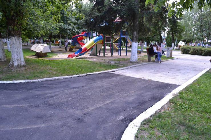 Spaţiul de joacă din Negrești Oaș va fi modernizat