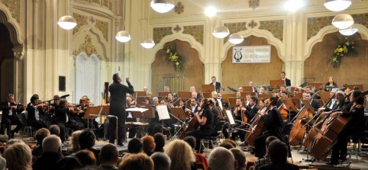 Concert simfonic organizat în colaborare cu Ambasada Japoniei la București și Primăria Satu Mare