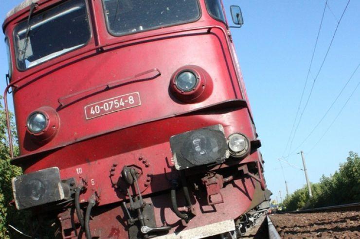 Un tren de călători a deraiat între Baia Mare şi Satu Mare