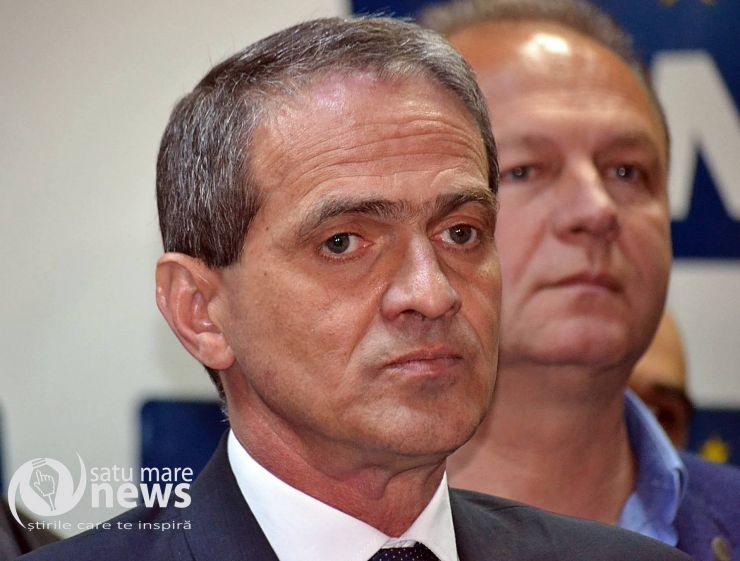 Adrian Albu, noul președinte al PNL Satu Mare