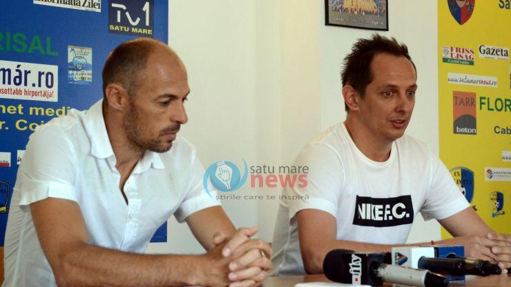 Tratative | Preparatorul fizic de la echipa lui Gheorghe Hagi ar putea veni la Olimpia Satu Mare
