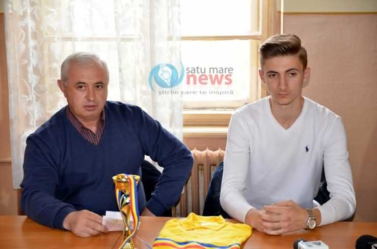 Marius Lucuț, campion național U18 la popice