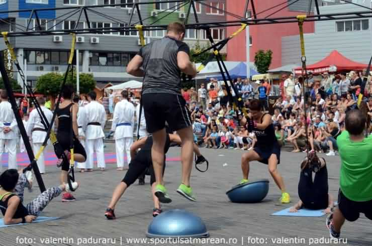 Sporturi. Demonstraţii sportive organizate de Zilele Judeţului (Galerie Foto)