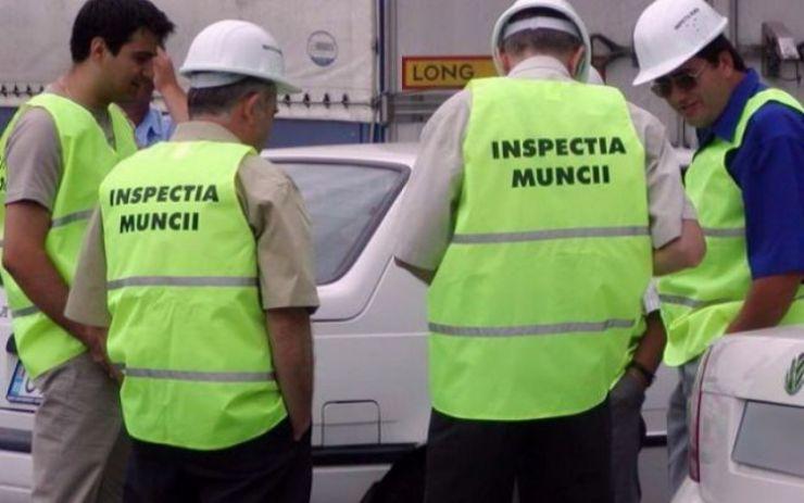 Amenzi usturătoare aplicate de inspectorii ITM Satu Mare pentru munca la negru