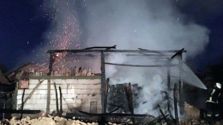 Incendiu de proporții în Lipău