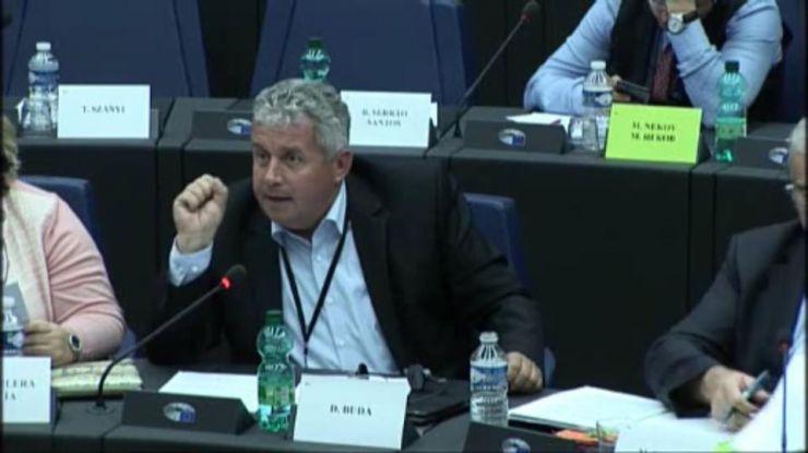 Europarlamentarul Daniel Buda şi-a prezentat raportul de activitate la finalul celor 3 ani de mandat în PE