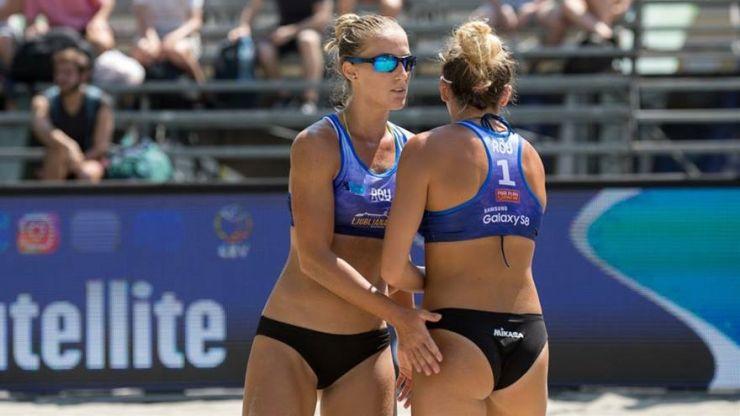 CEV Beach Volleyball Satellite Satu Mare începe joi, la ora 14:00