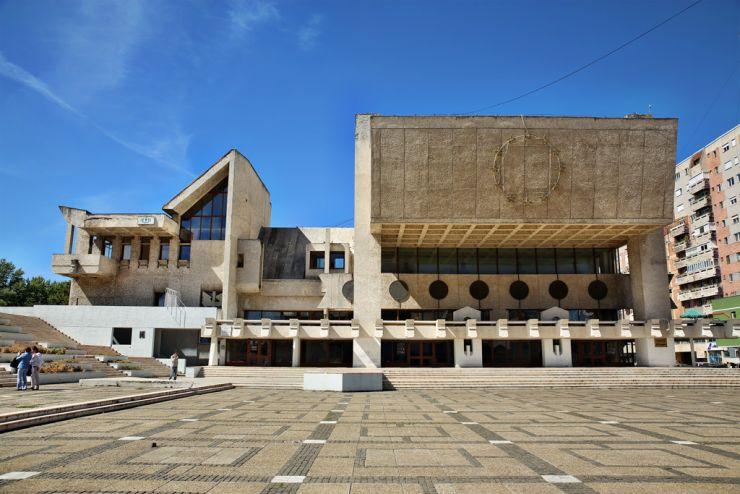 Piața 25 Octombrie din municipiu va fi reabilitată