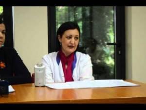 Raluca Tarba este managerul interimar al Spitalului Judeţean de Urgenţă Satu Mare
