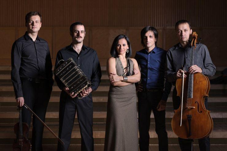 Turneu | Analia Selis și ArgEnTango aduc tangoul tradițional argentinian la Satu Mare