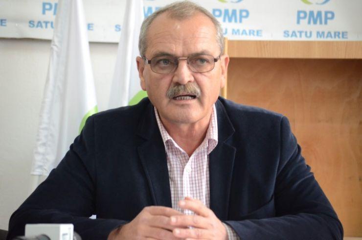 Ioan Opriș: PMP are susținători în Satu Mare