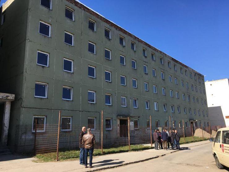 Lucrările de reabilitare a blocului de pe strada Ostrovului, în grafic (foto)