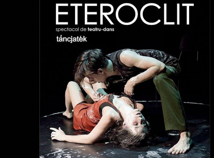 """Spectacol de teatru-dans """"Eteroclit"""" la Teatrul Municipal Carei"""