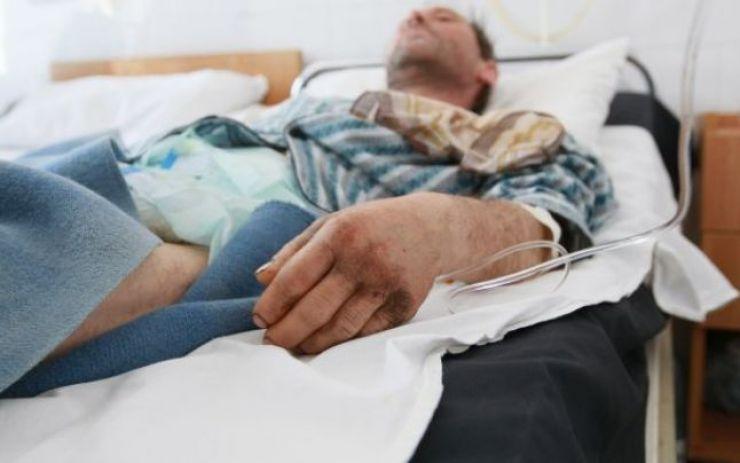 Un sătmărean a ajuns la spital cu degerături