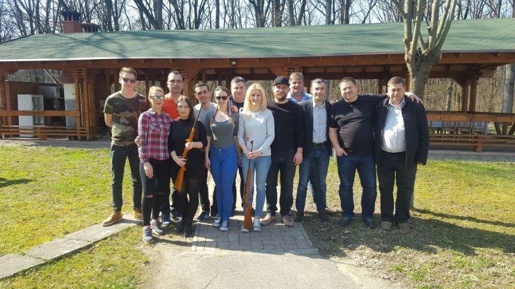Concurs de tir pentru jurnaliști cu ocazia Zilei Poliției Române
