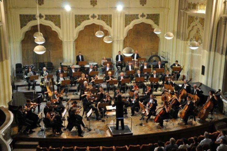 Concert simfonic, joi, la Filarmonica Dinu Lipatti