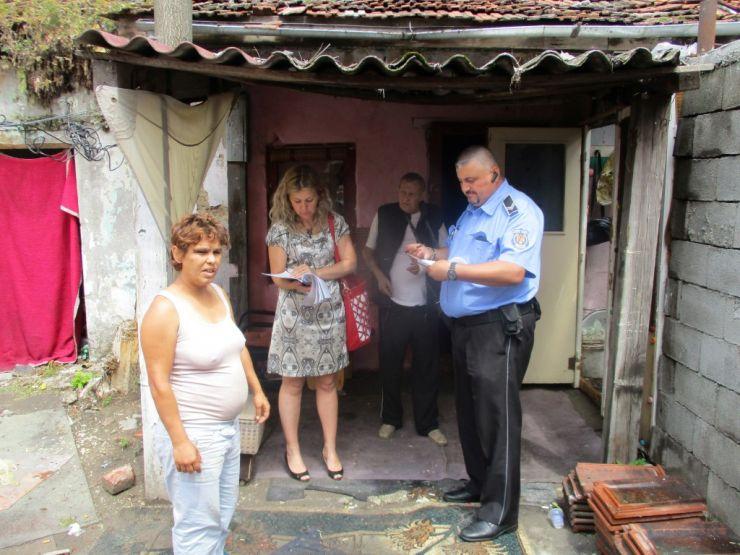 Persoanele fără adăpost de pe strada Corvinilor, mutate pe Ostrovului