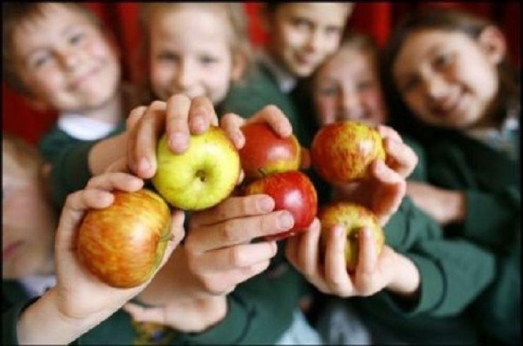 Veșnica întârziere | Peste 30% dintre elevii sătmăreni nu primesc mere
