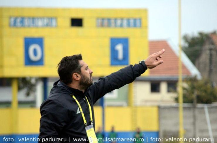 Fotbal. Olimpia, învinsă de CS Mioveni