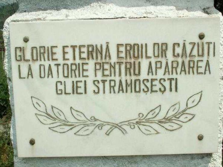 """Ziua Eroilor Neamului Românesc: """"Presăraţi pe-a lor morminte ale laurilor foi…"""""""