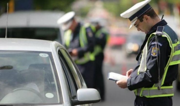 Tânăr de 19 ani din Ardud, depistat de polițiști  în trafic fără permis de conducere