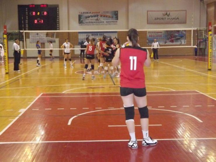Volei: Înfrângere pentru CSM Satu Mare, în debutul noului sezon