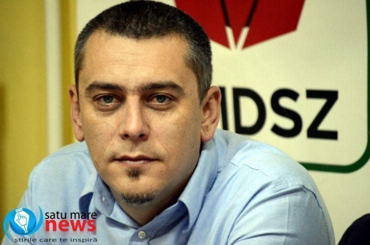 Magyar Lóránd: Sătmărenii doresc un punct de trecere a frontierei cu statut permanent, în județul lor