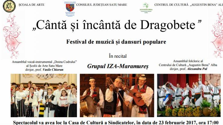 Școala de Arte organizează un spectacol de muzică și dansuri populare dedicat zilei iubirii la români