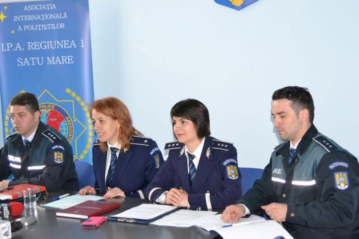 Săptămâna prevenirii criminalității | Peste 1.000 de sătmăreni, angrenați în activitățile polițiștilor