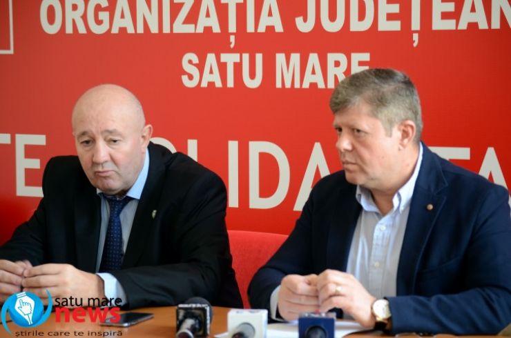 Ţinta PSD la locale, câştigarea Primăriei Satu Mare