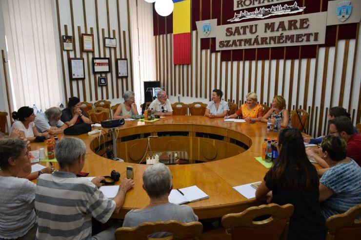 Delegație din Franța, în vizită de lucru la Satu Mare